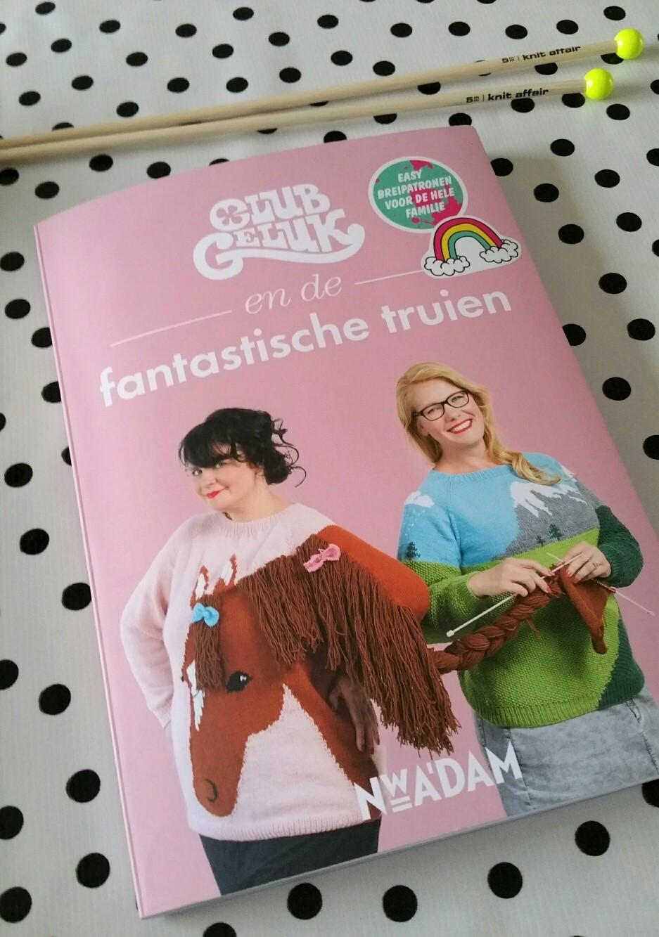 Winnaars van het fantastische truienboek..!