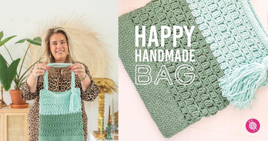 Happy Handmade Bag