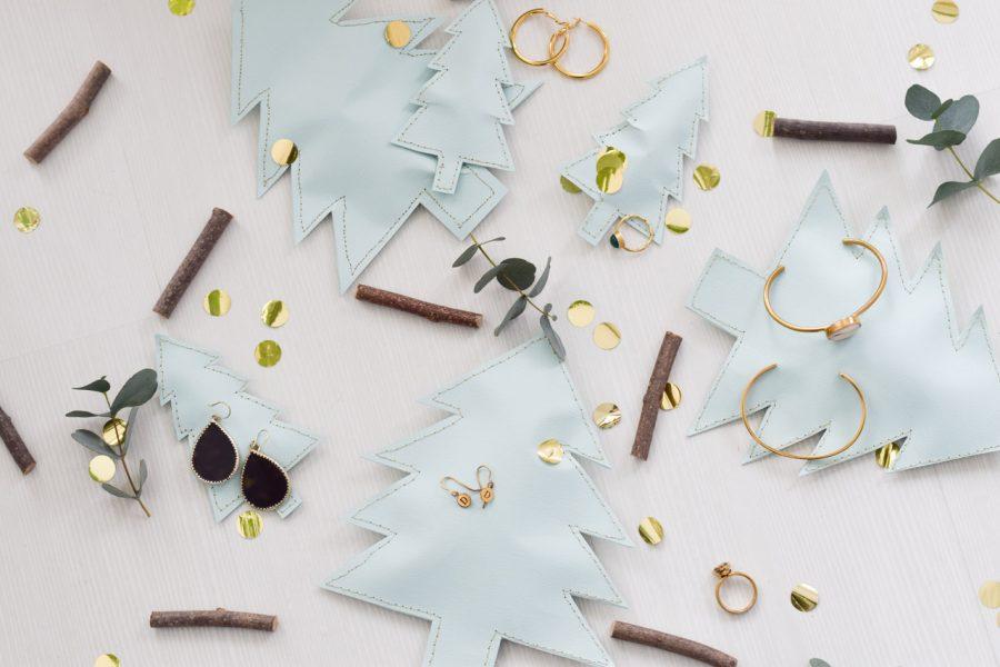 DIY kerstboom verpakking