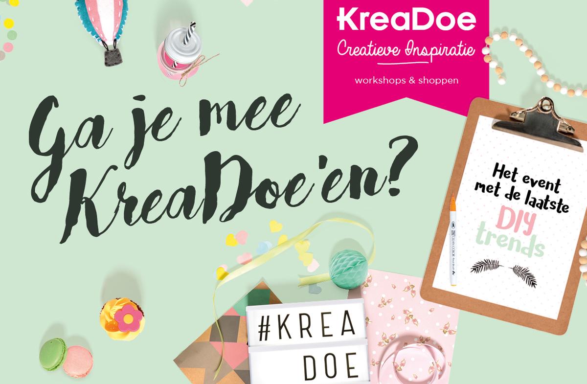 Winnaar tickets Kreadoe 2017..!