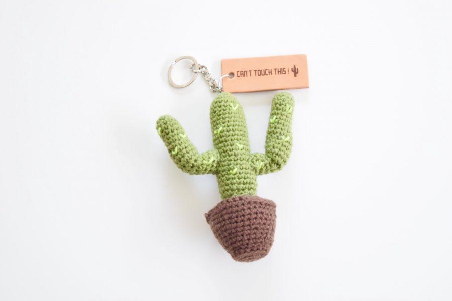 Cactus Sleutelhanger Haken Happy Handmade Living Bloglovin