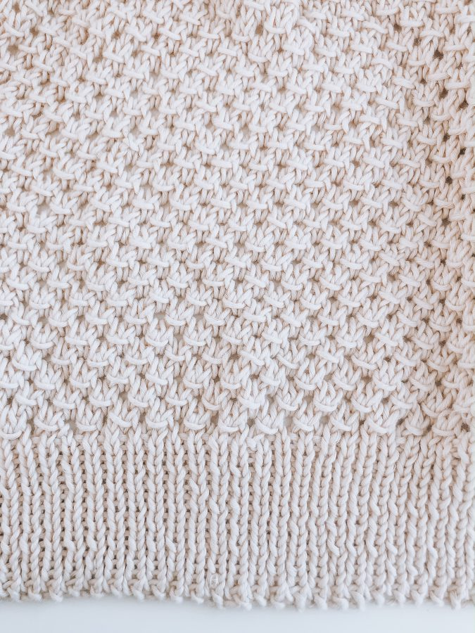 Saltwater Sweater