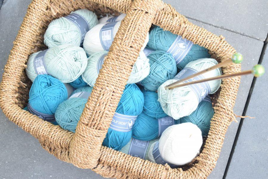 Cosy Fine Summer Blanket Breien Happy Handmade Living