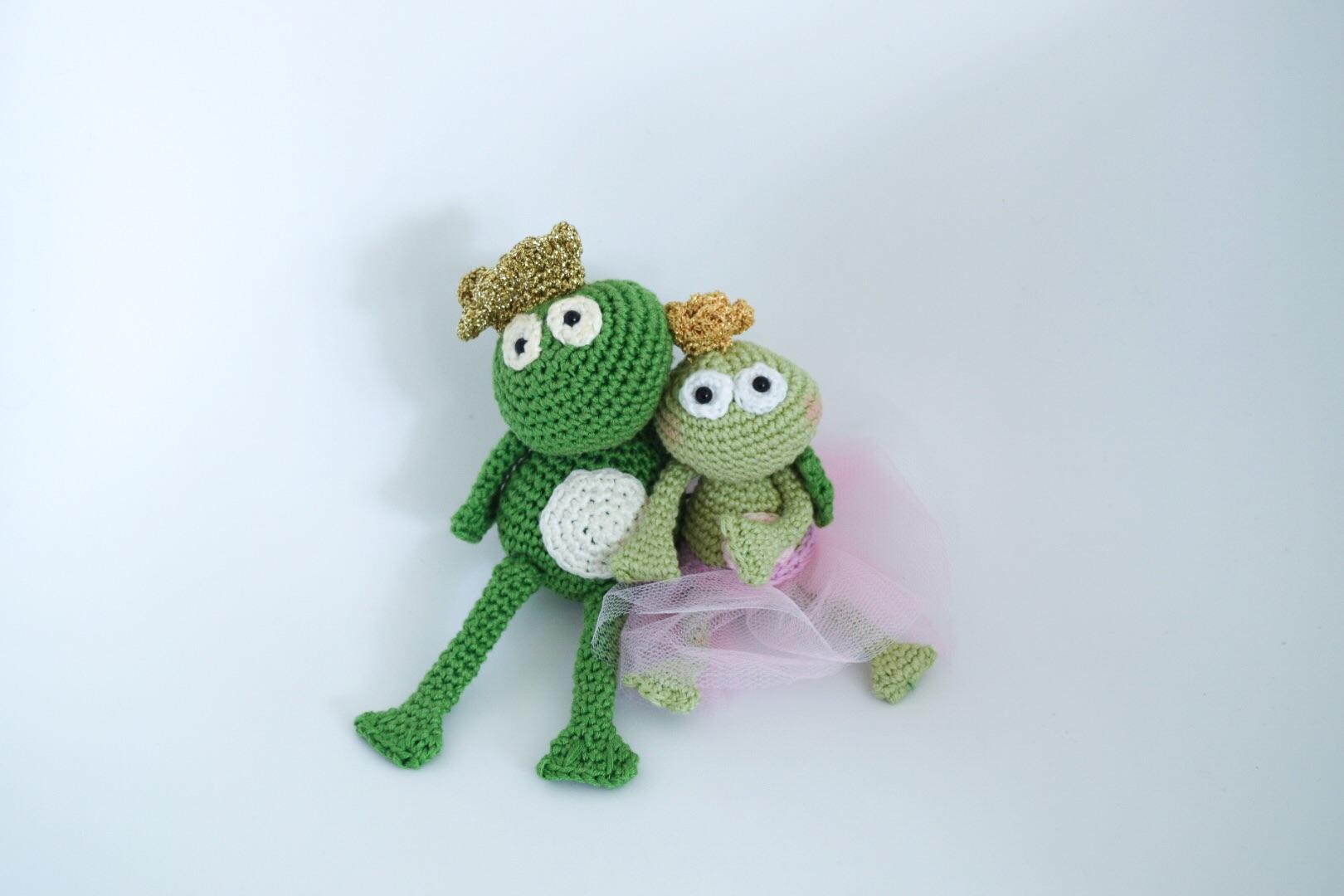 Kikkerprins & kikkerprinses..!