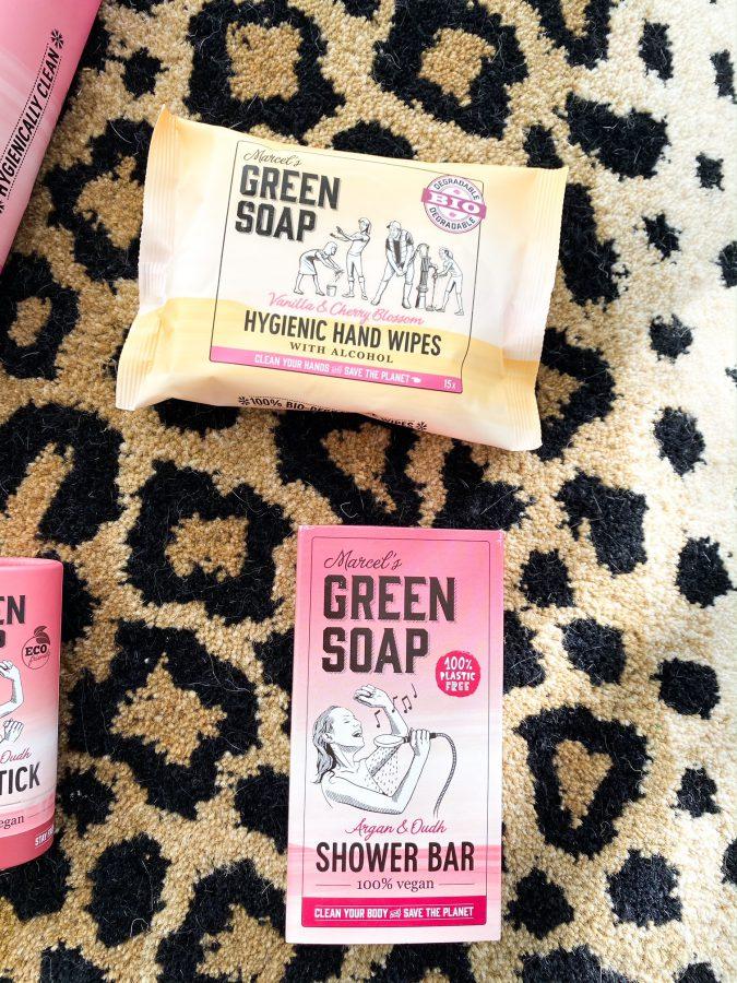 Marcels Green Soap