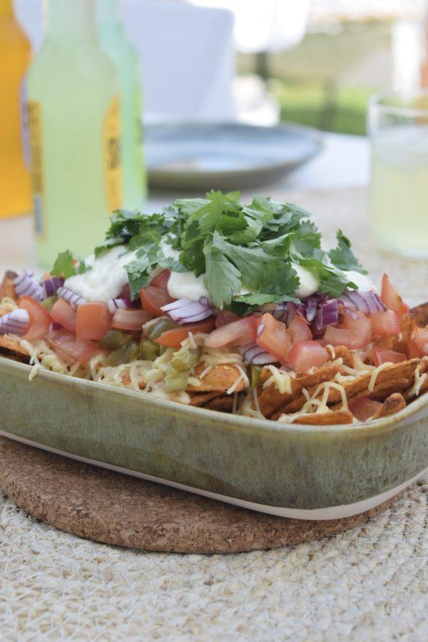 nachos recept
