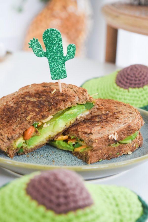pantosti met avocado