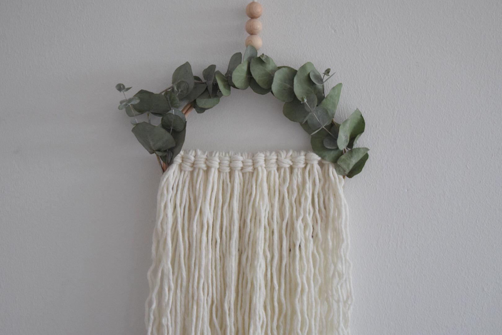 Wandhanger maken (Imakin)