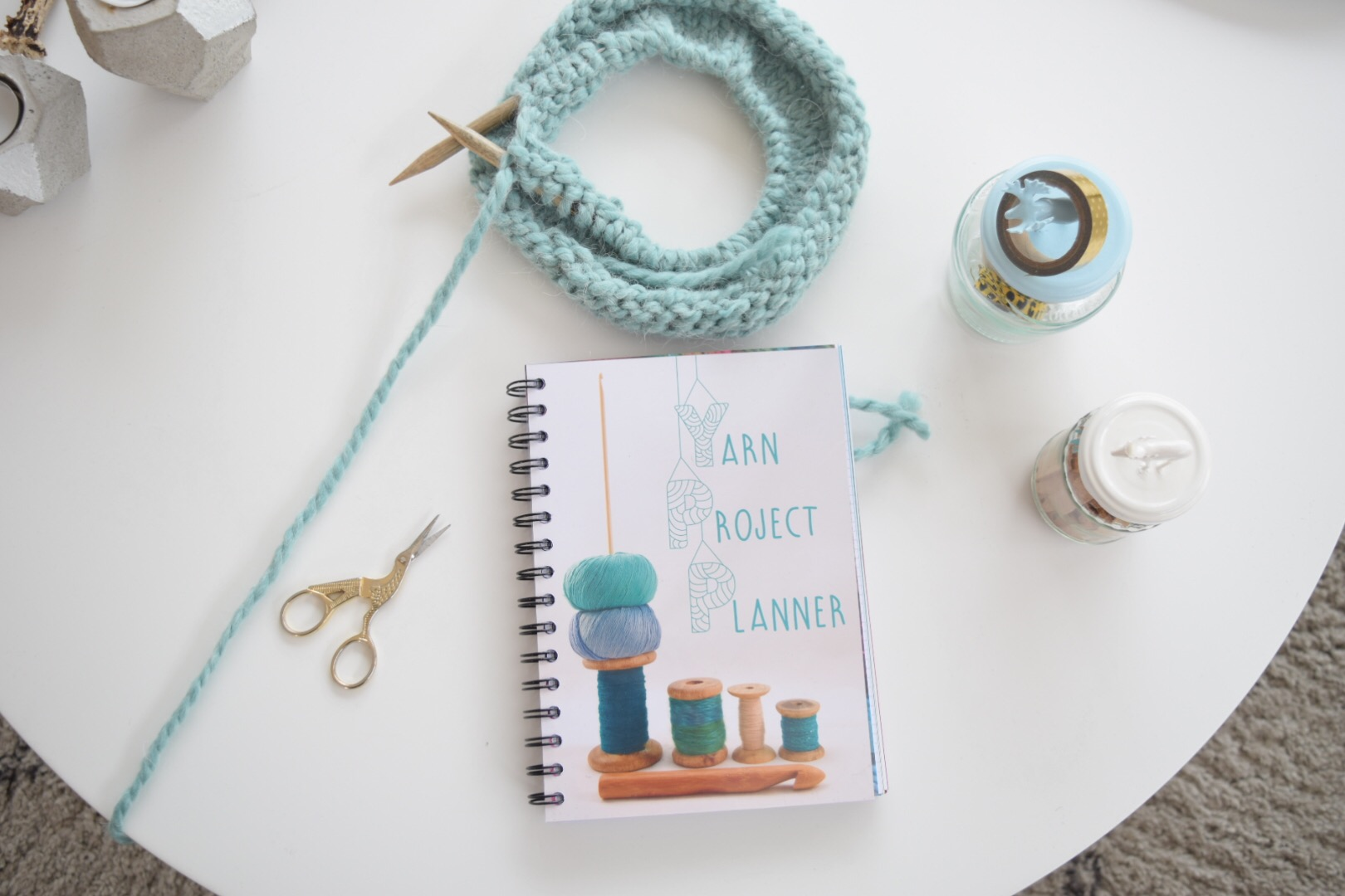 Yarn Project Planner..!! (give-away)