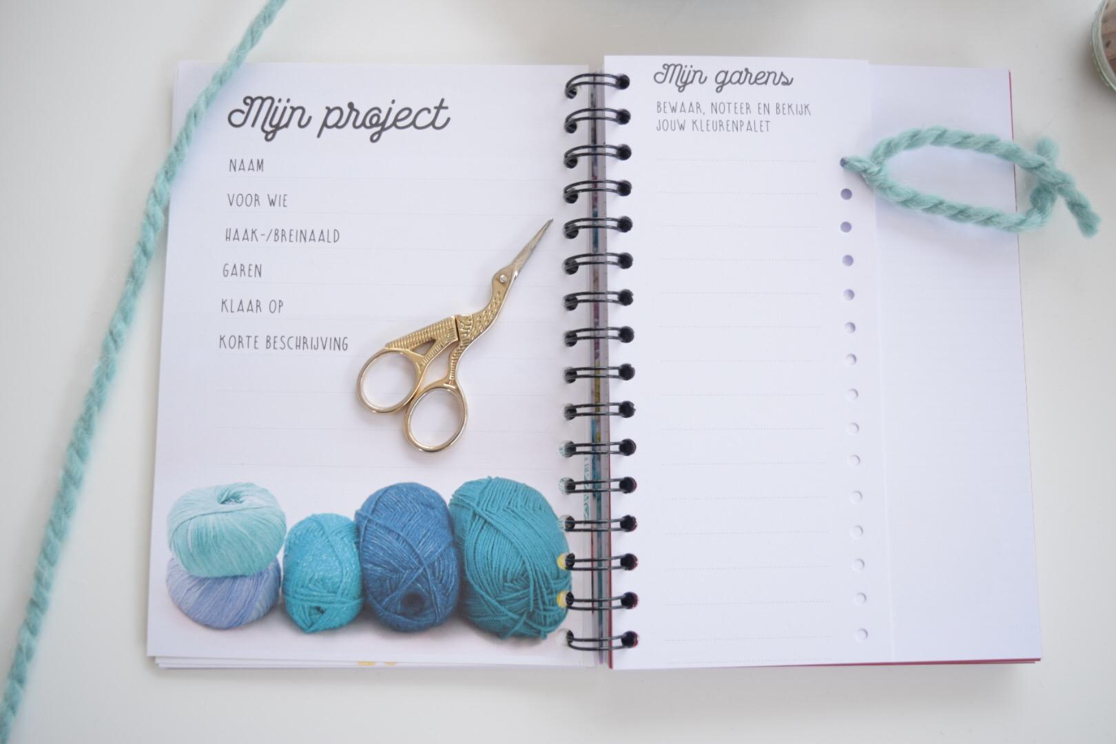 Winnaars Yarn Project Planner..!!!