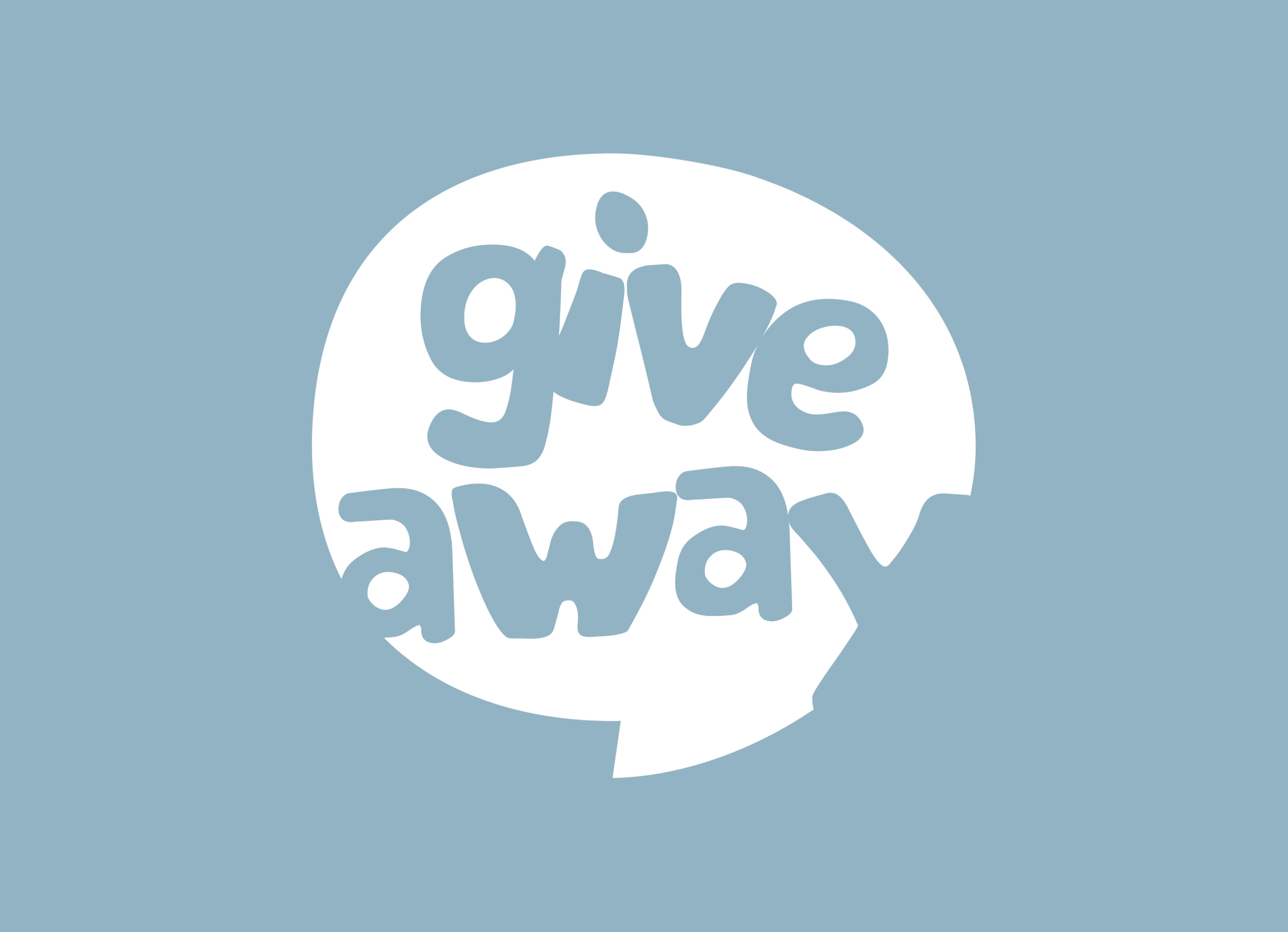 Give-away Haak je happy!