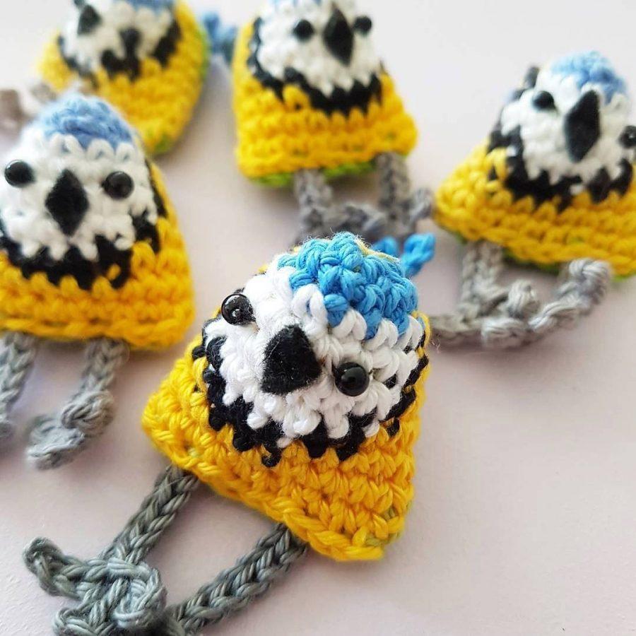 Vogeltjes Haken Give Away Happy Handmade Living