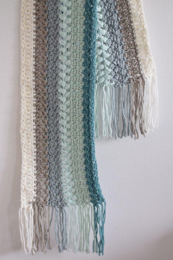 Zomerse Ibiza Sjaal Happy Handmade Living