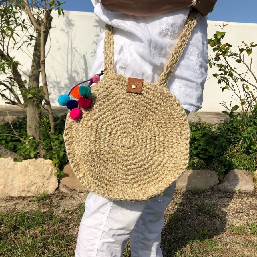 Ibiza Tas Haken Happy Handmade Living