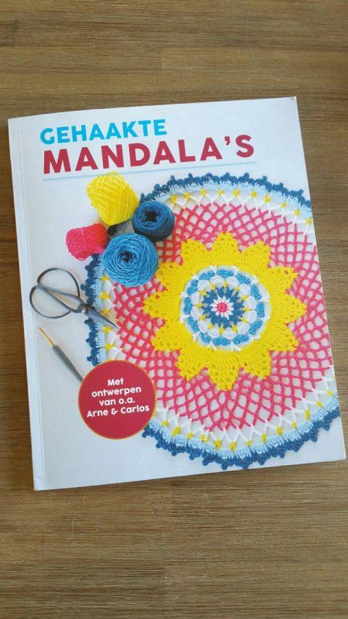 Gehaakte Mandalas Happy Handmade Living